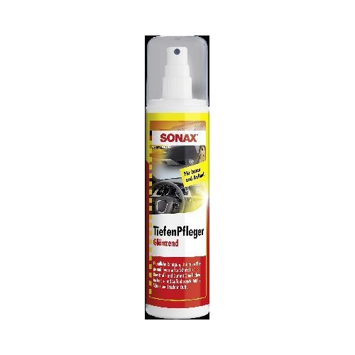 SONAX Kunststoffpflegemittel Tiefenpfleger glänzend 300 ml 03800410