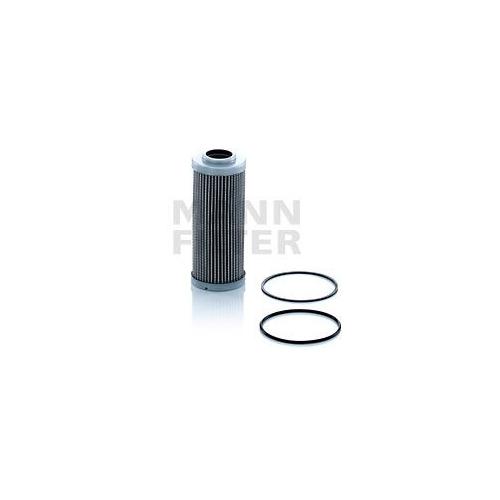 Filter, operating hydraulics MANN-FILTER HD 509/2 x MASSEY FERGUSON SAME CLAAS