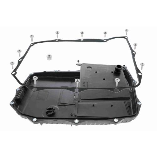 Ölwanne, Automatikgetriebe VAICO V10-4360 Original VAICO Qualität SKODA VAG