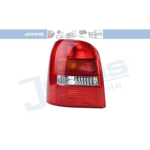 Combination Rearlight JOHNS 13 09 87-7 AUDI