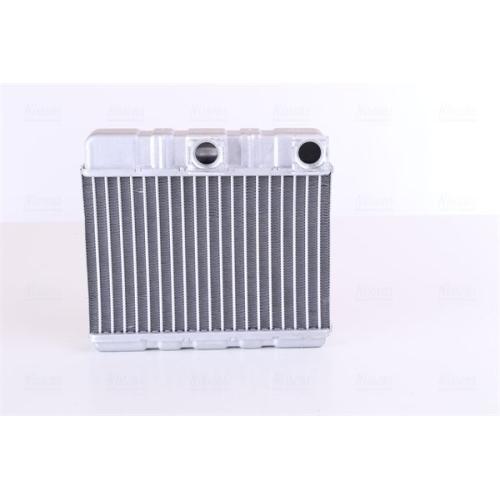 Wärmetauscher, Innenraumheizung NISSENS 70514 BMW ALPINA