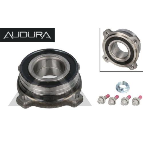 1 Radlagersatz AUDURA passend für BMW AR11132