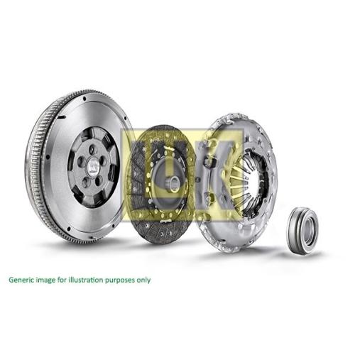 LuK Clutch Kit 600 0016 00