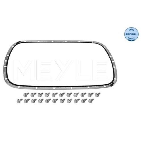 MEYLE Seal, automatic transmission oil pan 314 139 0001