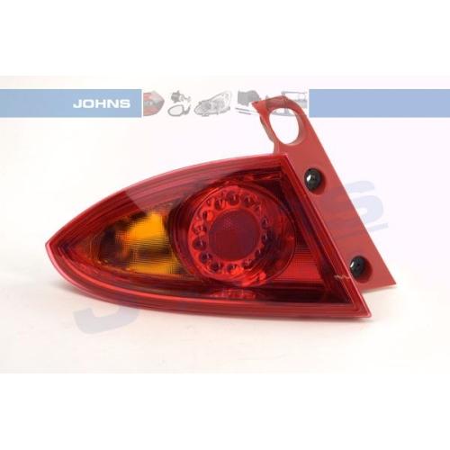 Combination Rearlight JOHNS 67 33 87-1 SEAT