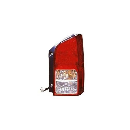 Combination Rearlight VAN WEZEL 3354932 NISSAN
