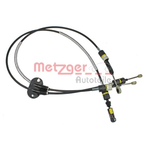 Cable, manual transmission METZGER 3150043 FORD