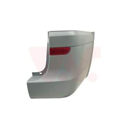 Bumper VAN WEZEL 3080536 MERCEDES-BENZ