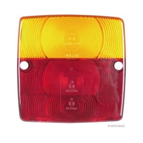 Lichtscheibe, Heckleuchte HERTH+BUSS ELPARTS 83832135