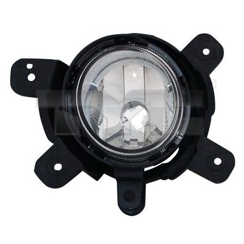 Fog Light TYC 19-0743-01-2 KIA