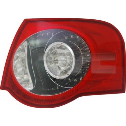Combination Rearlight TYC 11-11868-00-2 VW