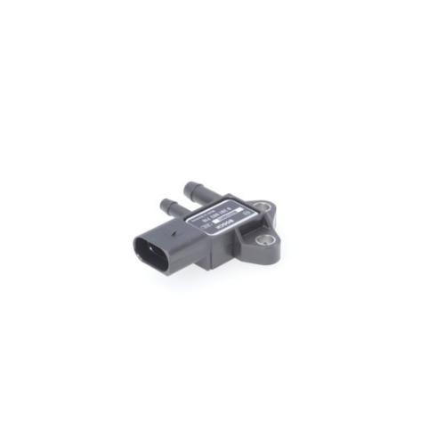 Sensor, Abgasdruck BOSCH 0 281 002 710 AUDI SEAT SKODA VW