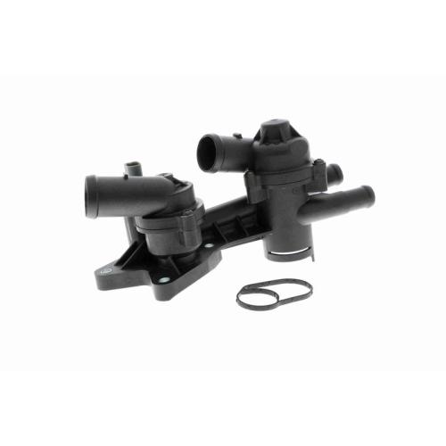 Thermostat Housing VEMO V10-99-0010 Original VEMO Quality AUDI SEAT SKODA VW VAG