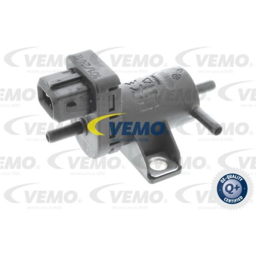 Boost Pressure Control Valve VEMO V47-63-0001 OPEL RENAULT DACIA GENERAL MOTORS