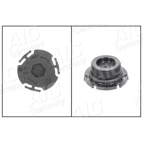 AIC screw plug, oil pan 55682