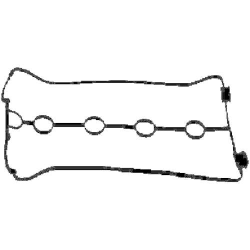 Gasket, cylinder head cover CORTECO 440001P DAEWOO