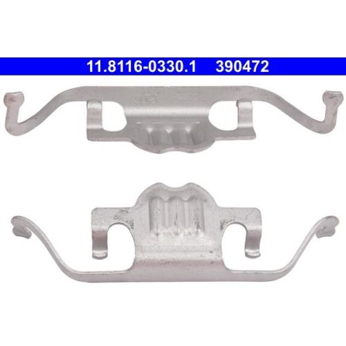 Feder, Bremssattel ATE 11.8116-0330.1 BMW