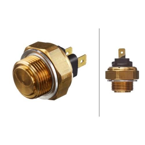 Temperature Switch, radiator fan HELLA 6ZT 007 800-061 FORD LADA OPEL VAUXHALL