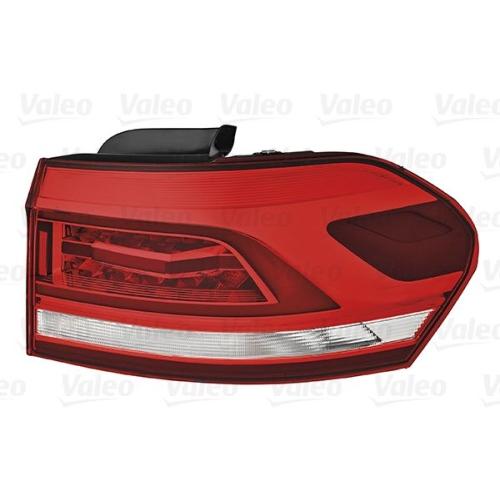 Combination Rearlight VALEO 047052 ORIGINAL PART VW