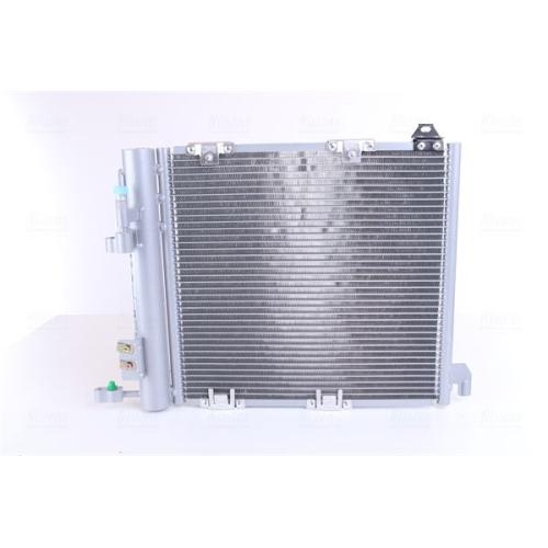 Condenser, air conditioning NISSENS 94385 OPEL VAUXHALL