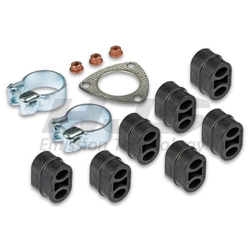 Montagesatz, Abgasanlage HJS 82 14 2747