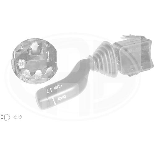 Steering Column Switch ERA 440541 OEM OPEL SUZUKI GENERAL MOTORS