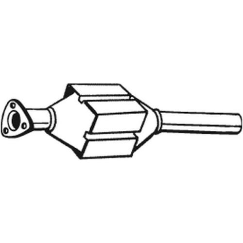 BOSAL Catalytic Converter 090-771