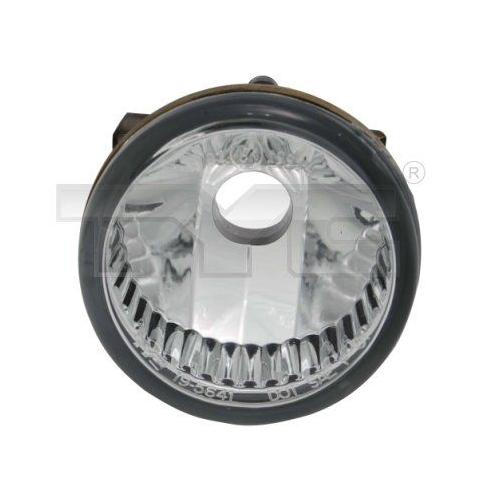 Fog Light TYC 19-0961-01-2 SUBARU TOYOTA