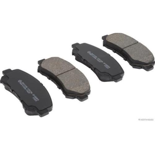 Brake Pad Set, disc brake HERTH+BUSS JAKOPARTS J3601098 NISSAN SUZUKI