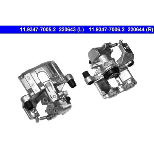 Brake Caliper ATE 11.9347-7005.2