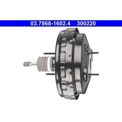 Bremskraftverstärker ATE 03.7868-1602.4 RENAULT