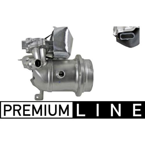 Cooler, exhaust gas recirculation MAHLE CE 1 000P BEHR *** PREMIUM LINE *** AUDI