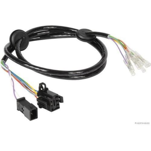 Cable Repair Set, boot lid HERTH+BUSS ELPARTS 51277057 AUDI VAG