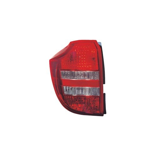 Combination Rearlight VAN WEZEL 8353935 KIA