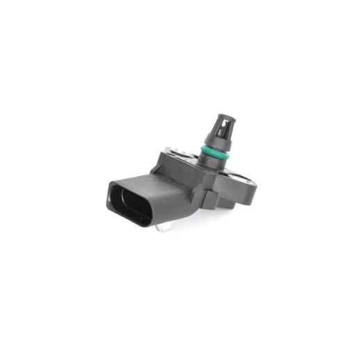 Sensor, Ladedruck BOSCH 0 281 002 401 AUDI SEAT SKODA VW