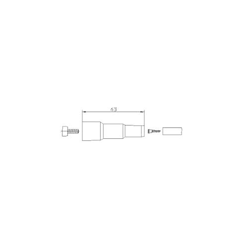 BREMI Plug, spark plug 10229N1