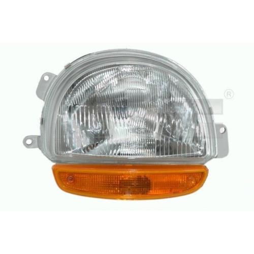 Headlight TYC 20-5012-05-2 RENAULT