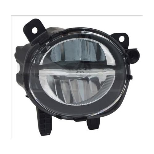 Fog Light TYC 19-6186-00-9 BMW