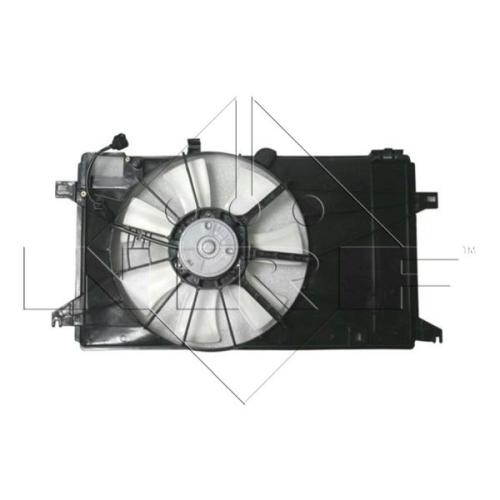 Fan, radiator NRF 47289 MAZDA