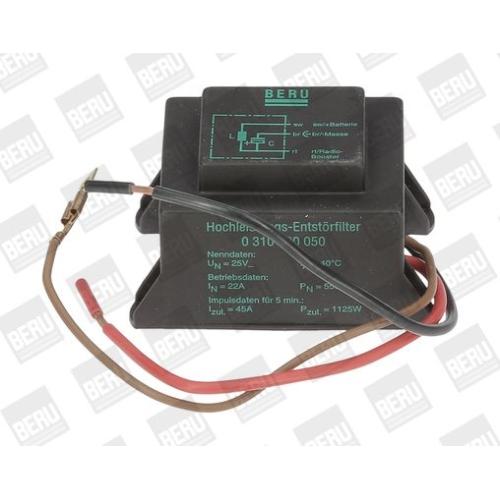 BERU Resistor EF050