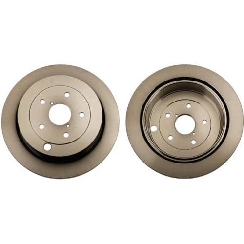Brake Disc TRW DF4929 SUBARU
