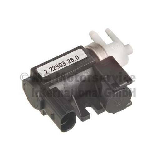 Pressure Converter, exhaust control PIERBURG 7.22903.28.0 VW