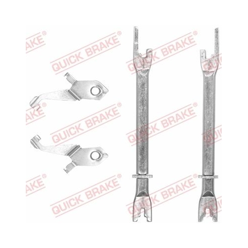 Adjuster, drum brake QUICK BRAKE 111 53 002