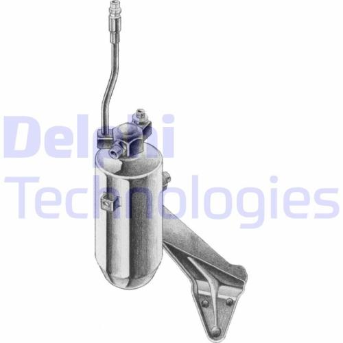Trockner, Klimaanlage DELPHI TSP0175009 FORD