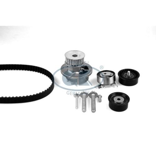 Wasserpumpe + Zahnriemensatz GK K980738C OPEL VAUXHALL