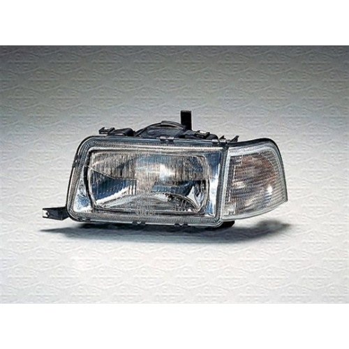 Diffusing Lens, headlight MAGNETI MARELLI 711305621465 AUDI VW VAG