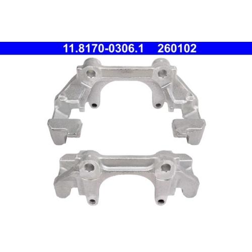 Halter, Bremssattel ATE 11.8170-0306.1 SEAT SKODA VAG