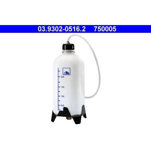 ATE Bremsflüssigkeits-Sammelbehälter 03.9302-0516.2