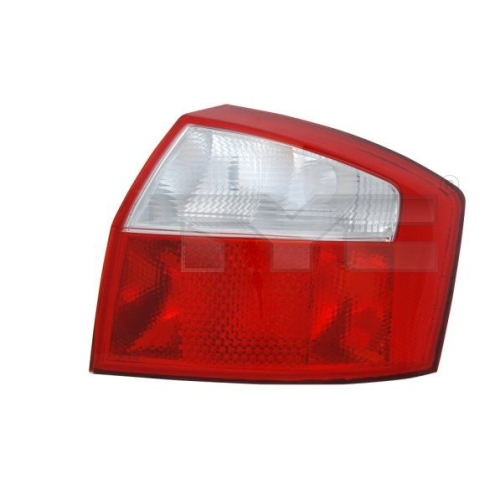 Combination Rearlight TYC 11-0467-01-2 AUDI
