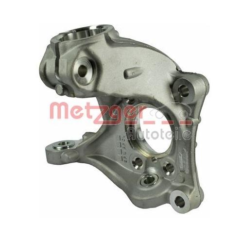 Stub Axle, wheel suspension METZGER 58089751 GREENPARTS VAG
